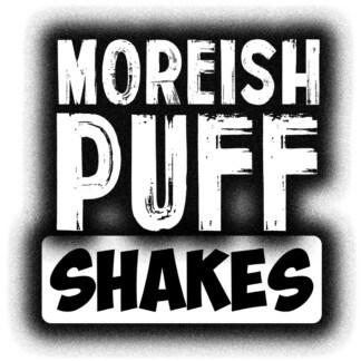 Moreish Puff Shakes