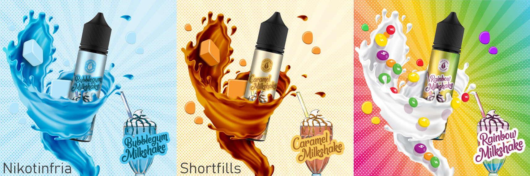 Juice N Power Milkshake Slide