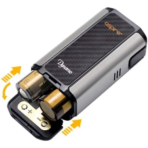 Aspire Dynamo Mod Battery