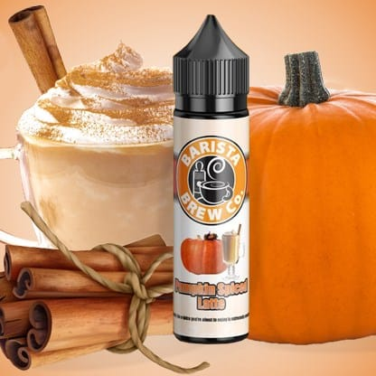 Pumpkin Spiced Latte Barista Brew Shortfill 50ml