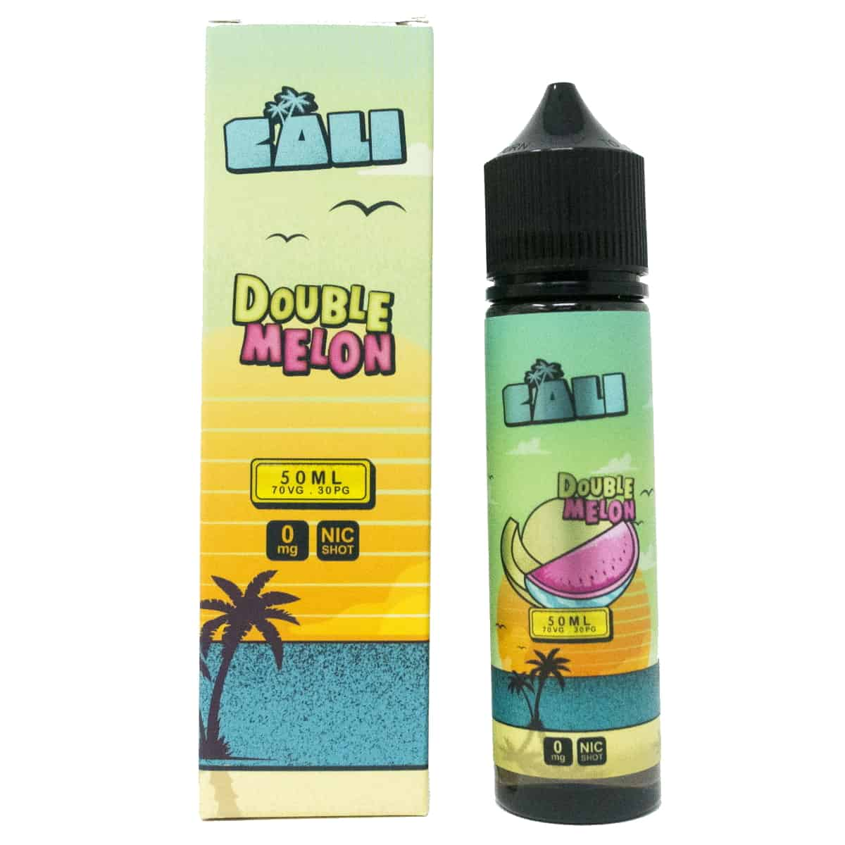 Double Melon Cali Shortfill 50ml