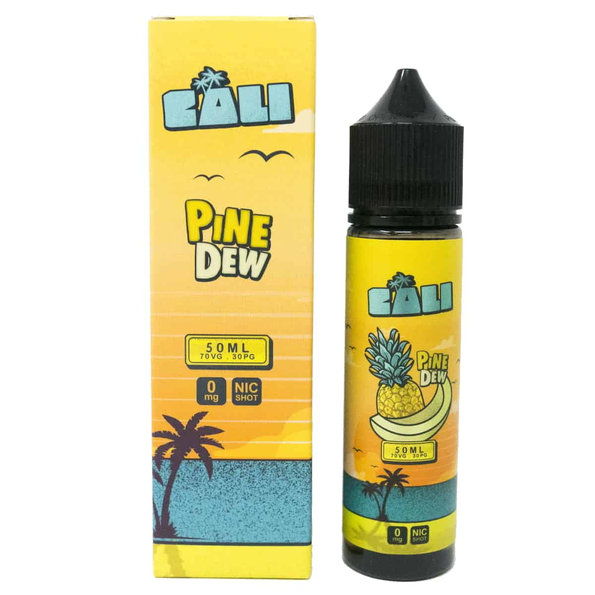 Pine Dew Cali Shortfill 50ml