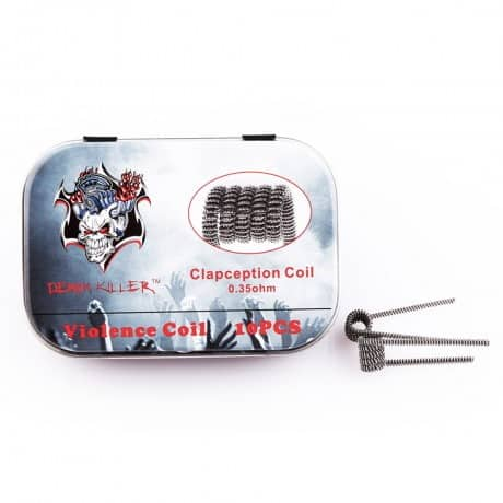 Demon Killer Clapception Coil 10pcs