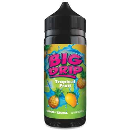 Tropical Fruit Big Drip Doozy Vape Shortfill 100ml