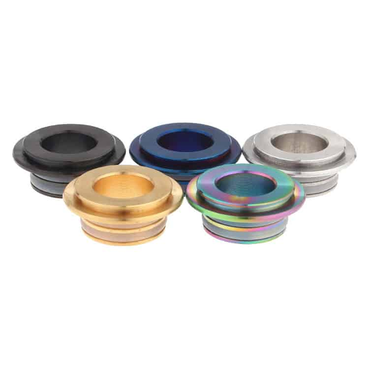 Stainless Steel 810 To 510 Drip Tip Adapter