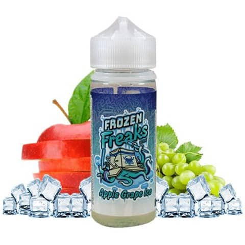 Apple Grape Ice Frozen Freaks Shortfill 100ml