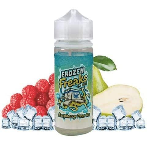 Raspberry Pear Ice Frozen Freaks Shortfill 100ml