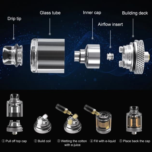 Gas Mods Kree Rta Components