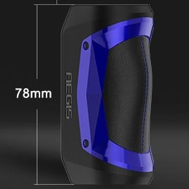 Geekvape Aegis Mini Mod Dimensions