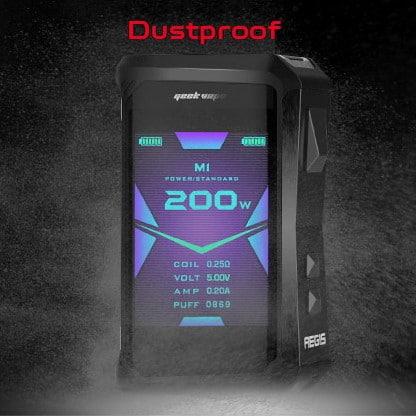 Geekvape Aegis X Dustproof
