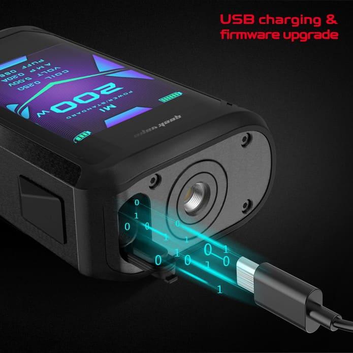 Geekvape Aegis X Usb Charging