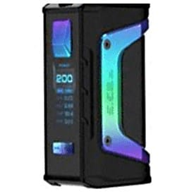 Geekvape Aegis Legend 220w Mod Rainbow Trim