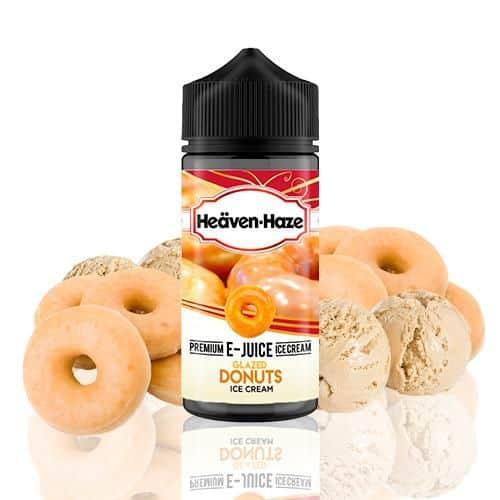Glazed Donuts Ice Cream Heaven Haze Shortfill 100ml