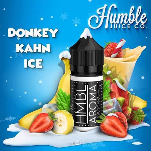 Donkey Kahn Ice HMBL Aroma Humble Juice Concentrate 30ml