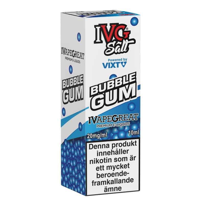 Bubblegum Ivg Salt 20mg 10ml