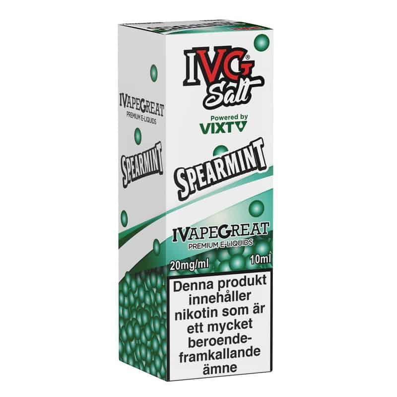 Spearmint Ivg Salt 20mg 10ml