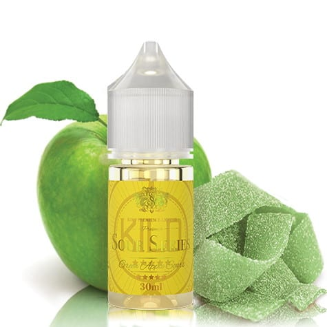 Green Apple Sours Kilo Sour Series Concentrate 30ml