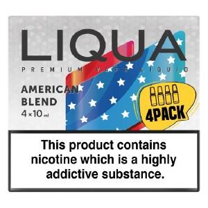 American Blend Liqua 4-Pack