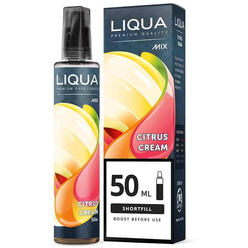 Citrus Cream Liqua Mix&GO Shortfill