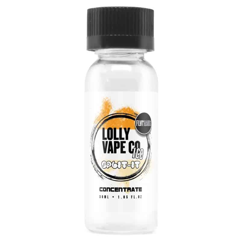 Split It Ice Lolly Vape Co Concentrate 30ml