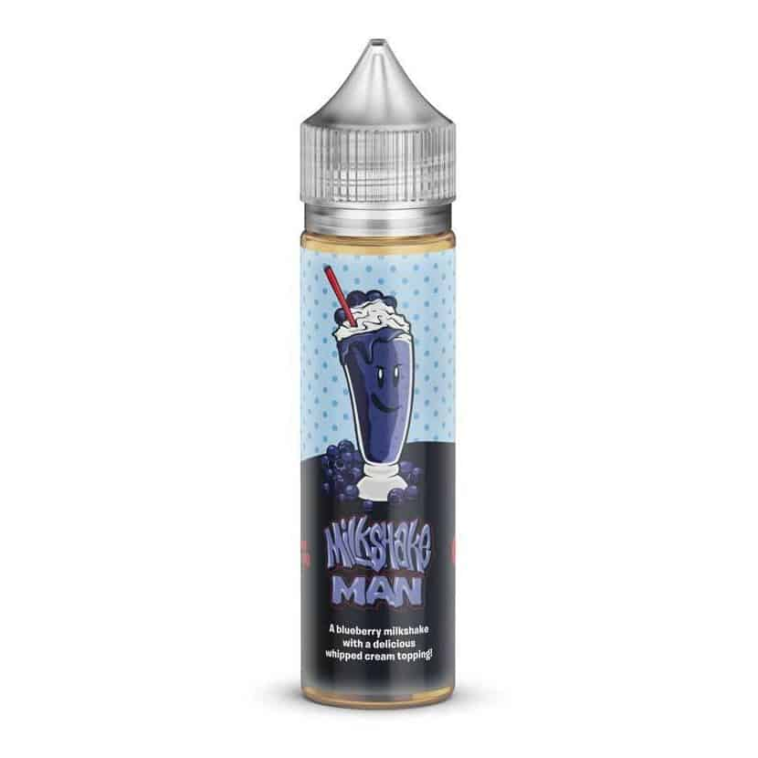 Blueberry Milkshake Man Marina Vapes