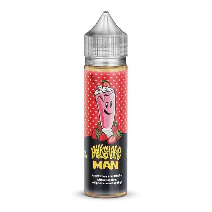 Strawberry Milkshake Man Marina Vapes