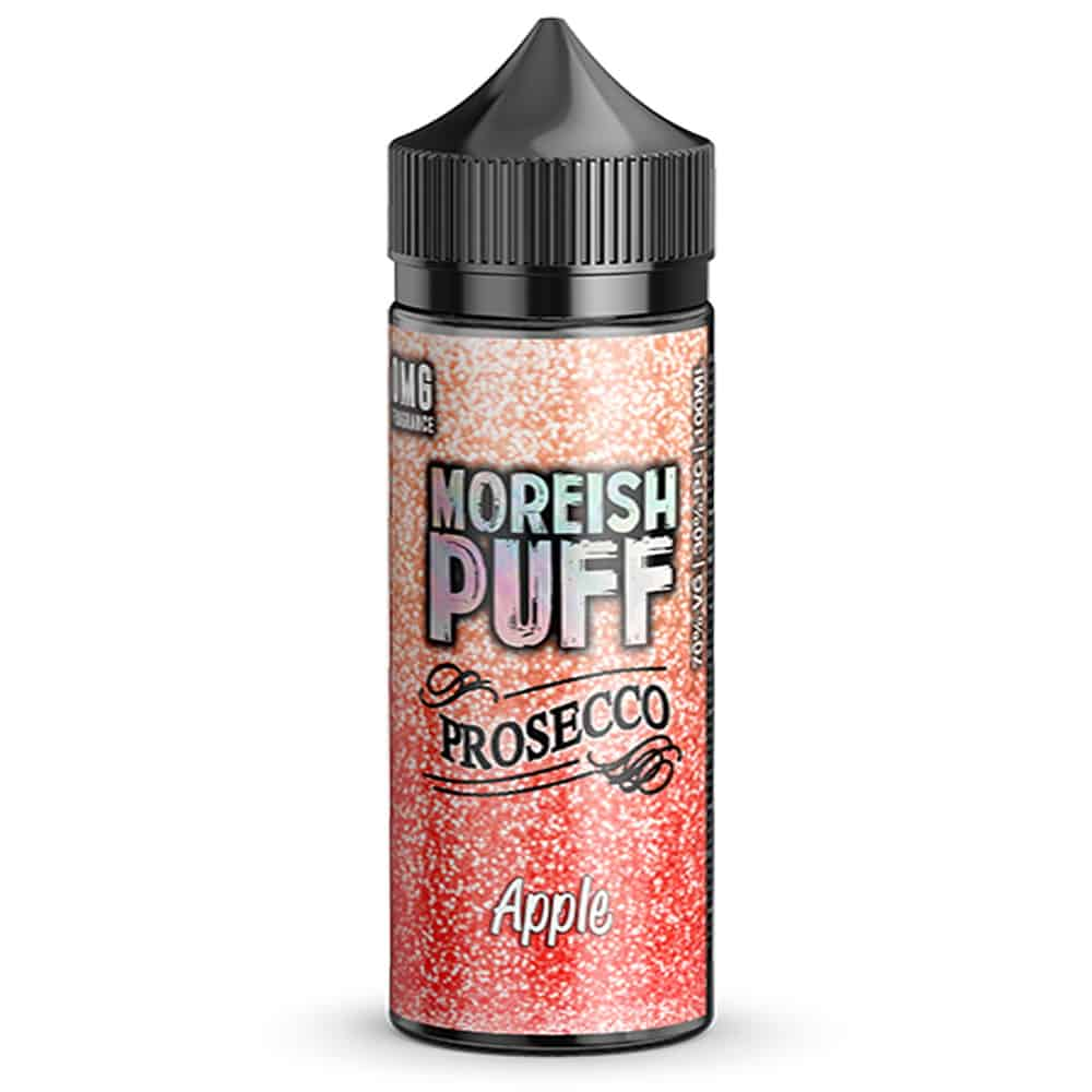 Apple Prosecco Moreish Puff Shortfill 100ml