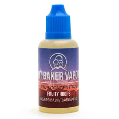 Fruity Hoops 30ml Flavor Concentrate by Mt Baker Vapor