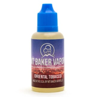 Oriental Tobacco 30ml Flavor Concentrate by Mt Baker Vapor