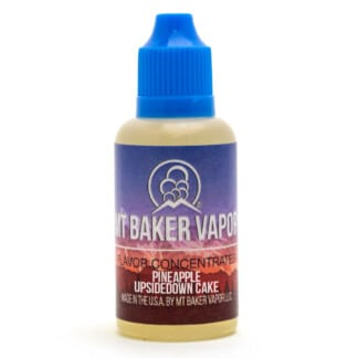 Pineapple Upside Down Cake 30ml Flavor Concentrate by Mt Baker Vapor