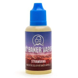 Strawbana 30ml Flavor Concentrate by Mt Baker Vapor