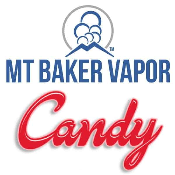 Mt Baker Vapor Custom Shortfills Candy