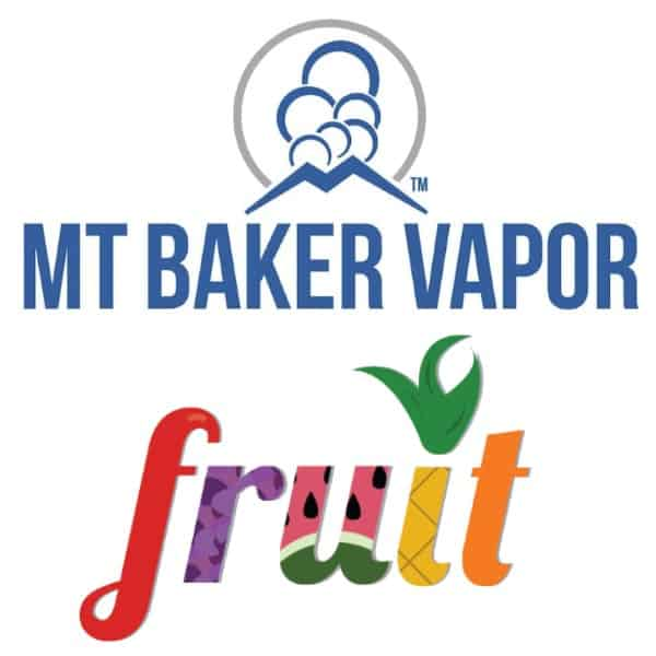Mt Baker Vapor Custom Shortfills Fruit
