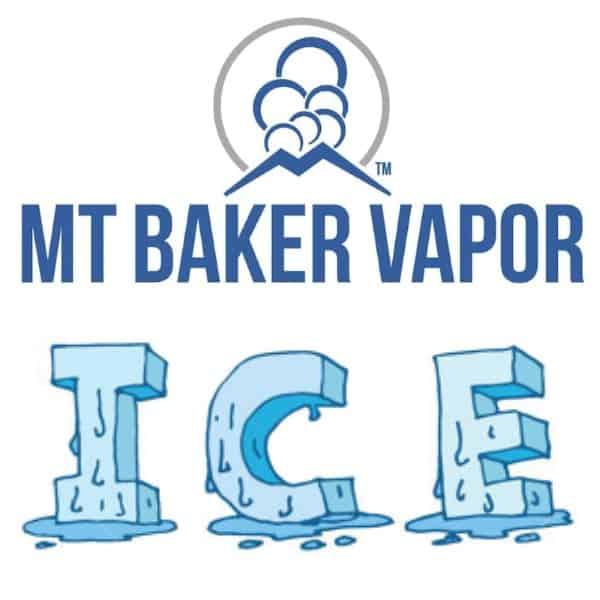 Mt Baker Vapor Custom Shortfills Ice