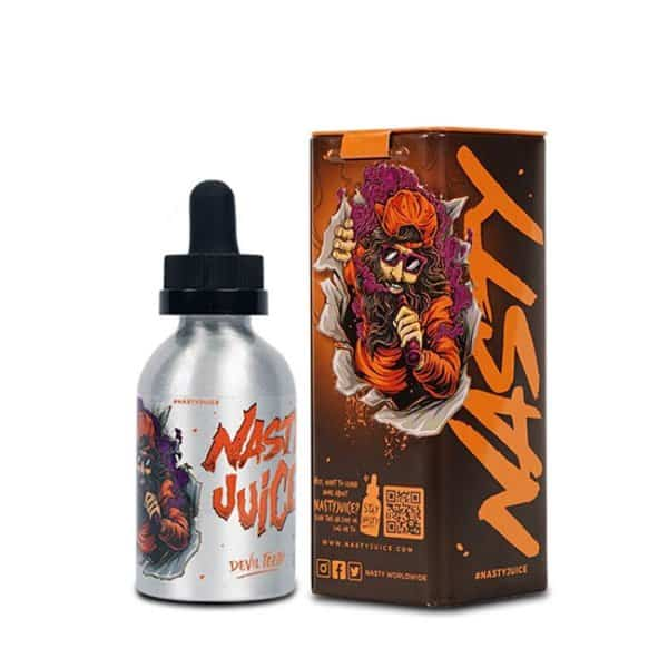 Devil Teeth Nasty Juice Shortfill 50ml