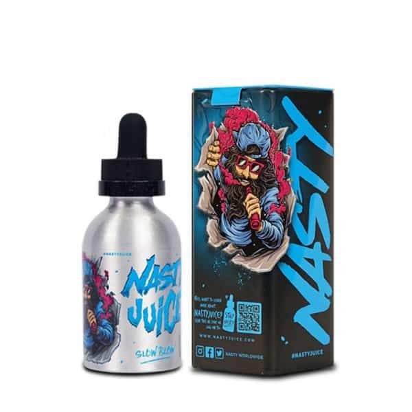 Slow Blow Nasty Juice Shortfill 50ml