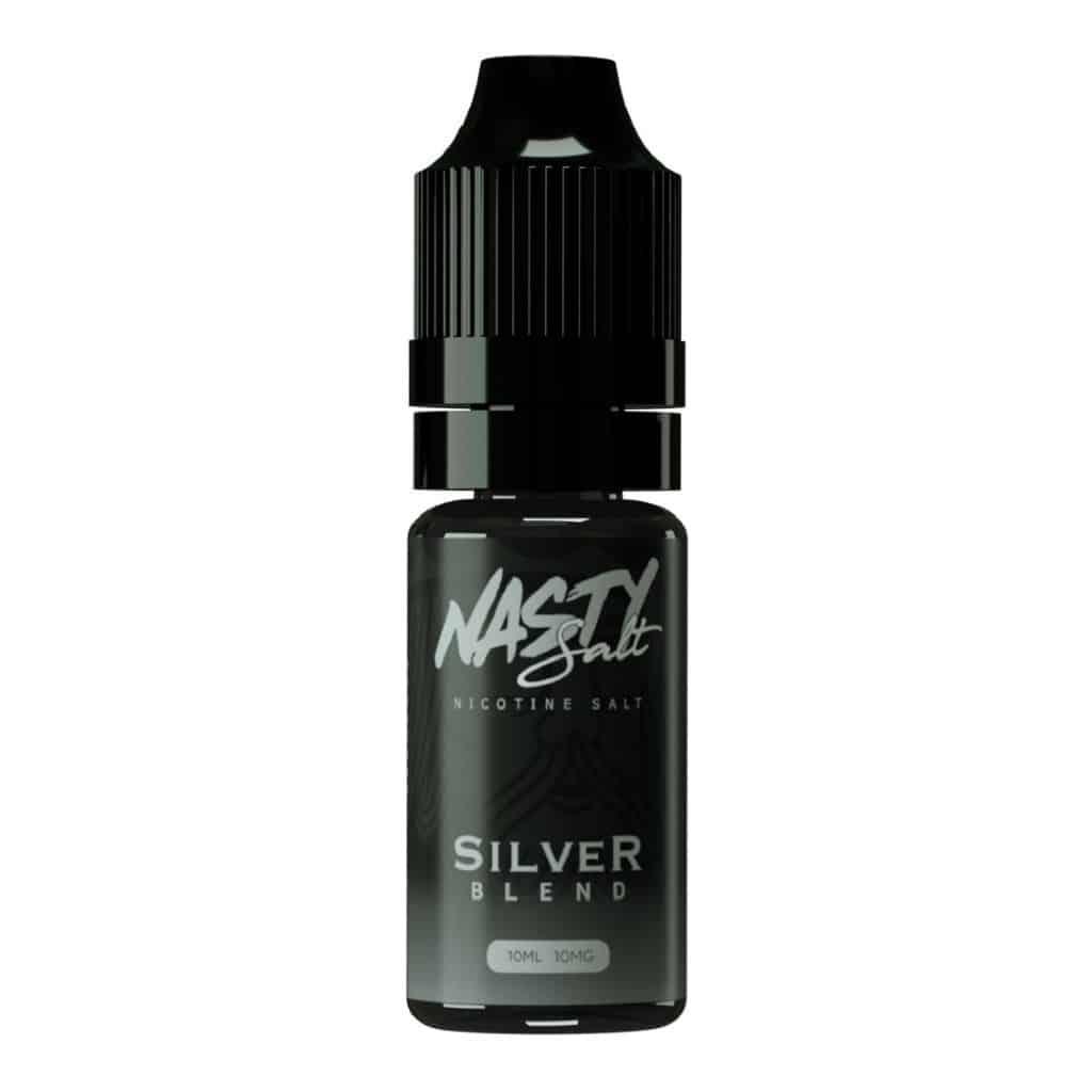 Tobacco Silver Blend Nasty Juice Salt 20mg 10ml