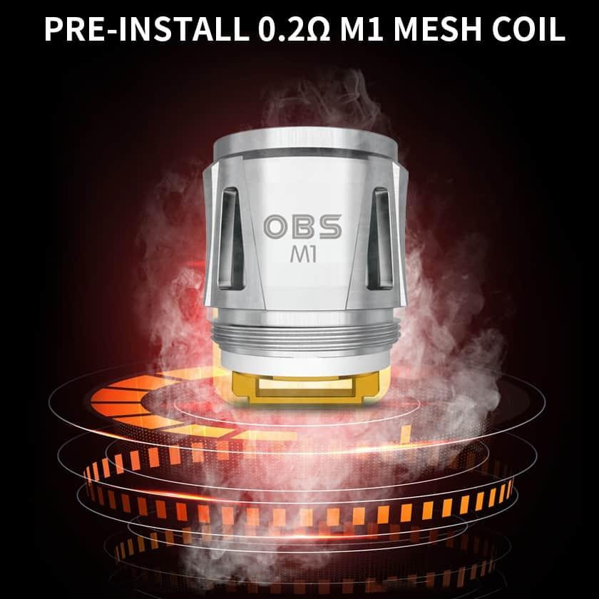 Obs Cube Kit Mesh Coil