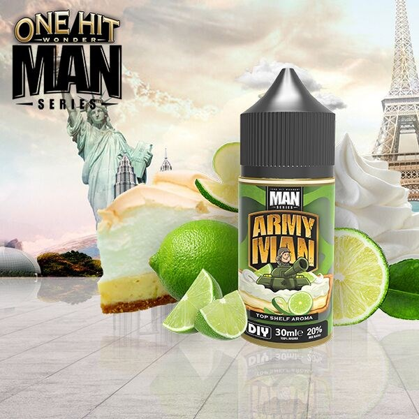 Army Man One Hit Wonder Aroma 30ml