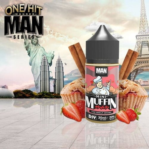 Mini Muffin Man One Hit Wonder Aroma 30ml