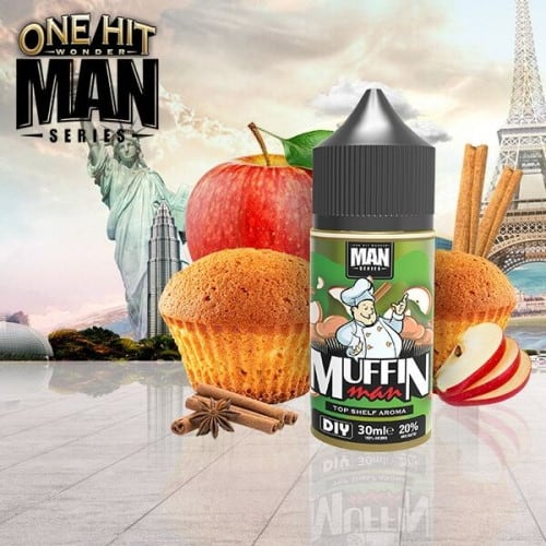 Muffin Man One Hit Wonder Aroma 30ml