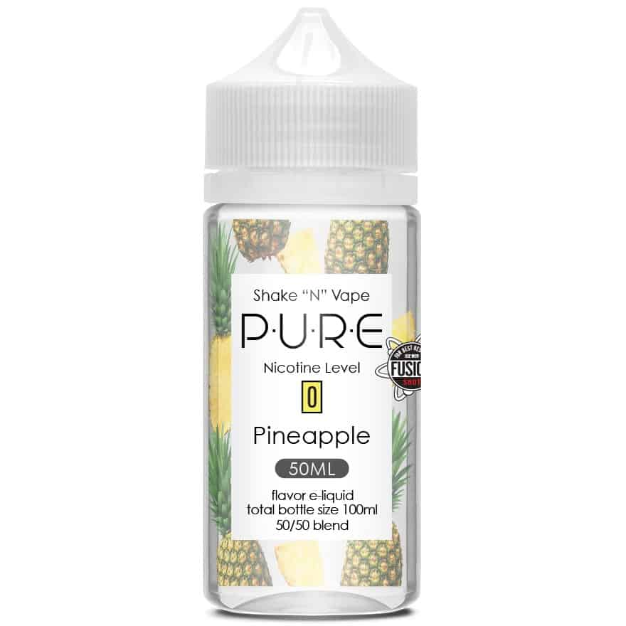 Pineapple P·U·R·E Shortfill 50ml