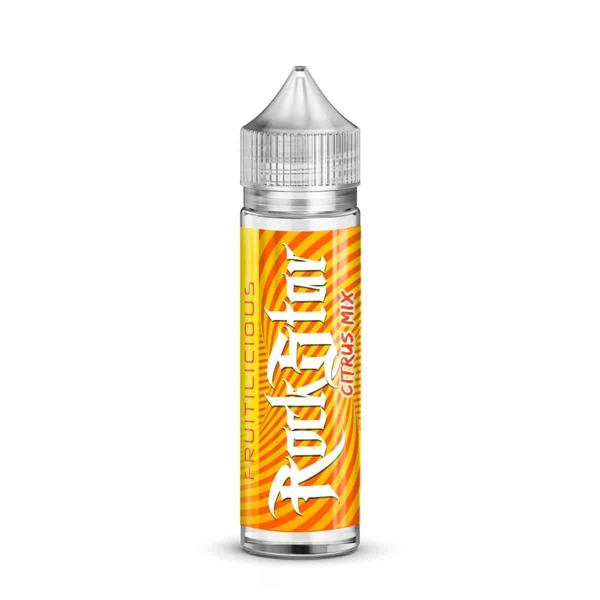 Citrus Mix Rockstar Fruitilicious Shortfill 50ml