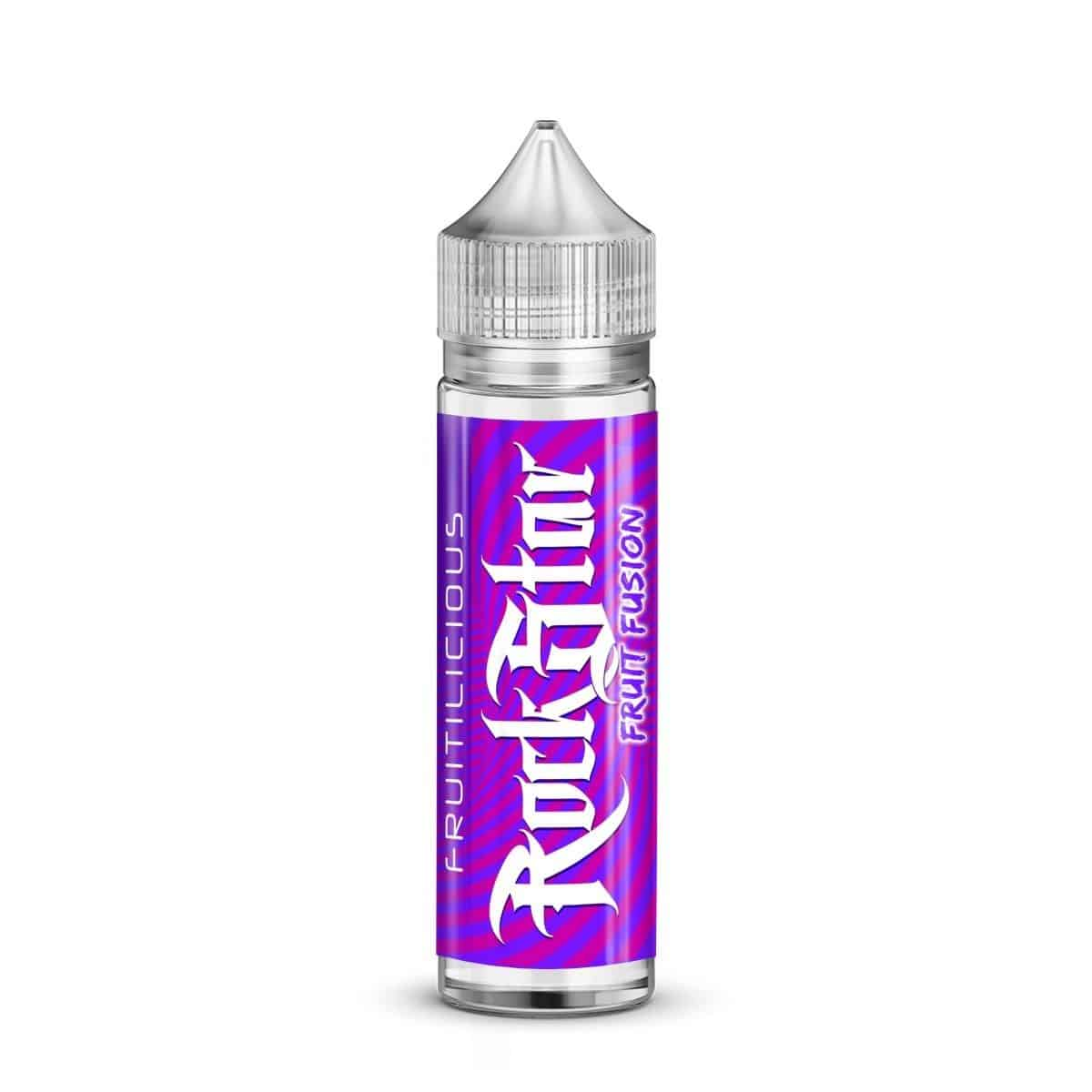 Fruit Fusion Rockstar Fruitilicious Shortfill 50ml