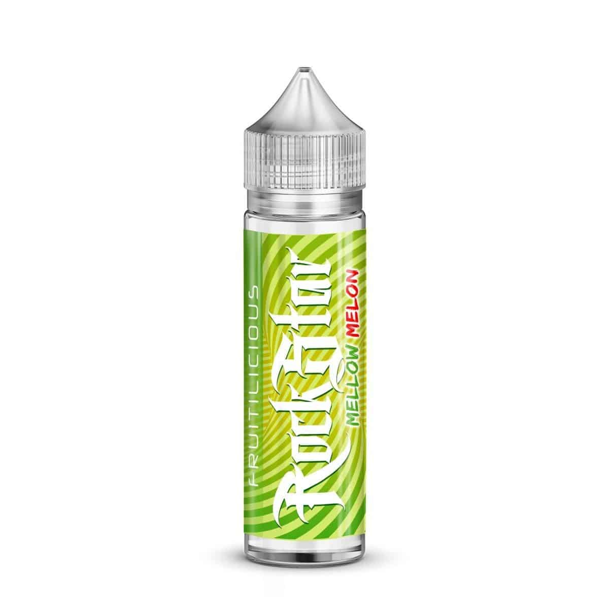 Mellow Melon Rockstar Fruitilicious Shortfill 50ml