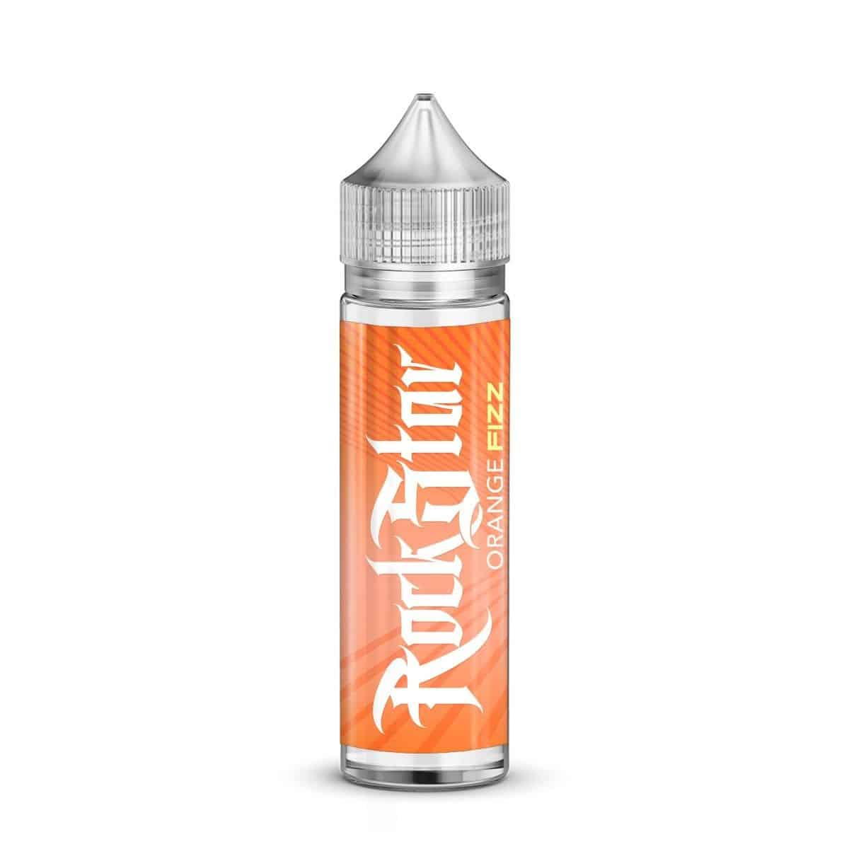 Orange Fizz Rockstar Shortfill 50ml