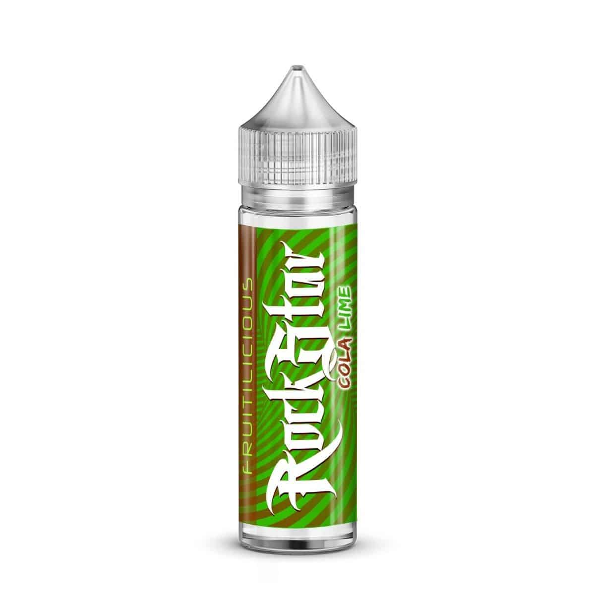Rockstar Fruitilicious Cola Lime