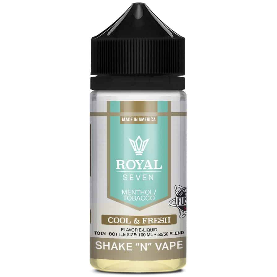 Cool & Fresh Royal Seven Shortfill 50ml