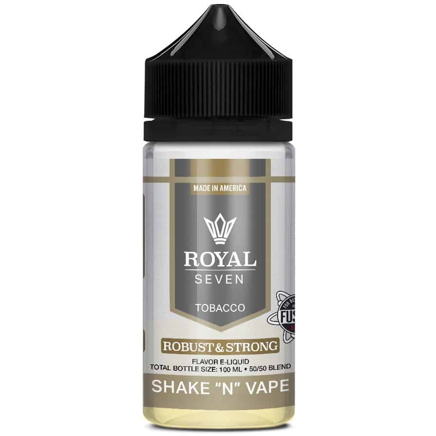 Robust & Strong Royal Seven Shortfill 50ml