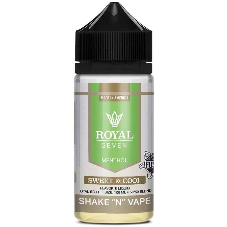 Sweet & Cool Royal Seven Shortfill 50ml